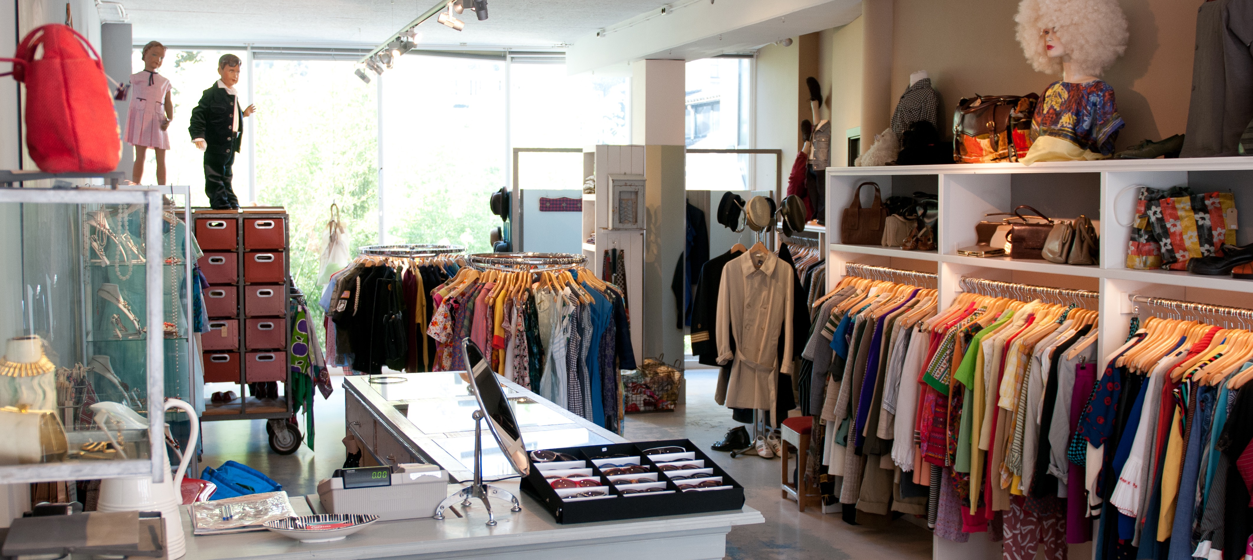 East End Thrift Stores And Styling Advice